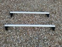 Car roof bars for Vauxhall Corsa