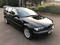 BMW 318I TOURING SE MOT. 04/2019 IMMACULATE CONDITION
