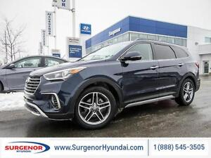 2017 Hyundai Santa Fe XL LIMITED **TRUSTED SURGENOR BRAND**