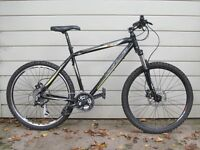 Land rover hydro hardtail mountain bike mtb xc