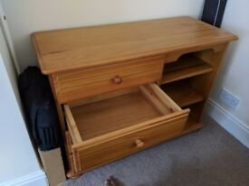 Bedroom Pine Chest