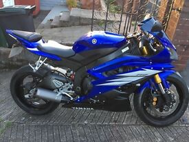 Yamaha R6 R - YZF R6-R