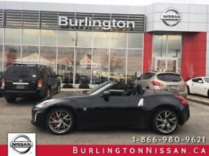 2016 Nissan 370Z Sport Touring w/Black Top