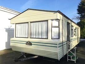 Willerby Westmorland 32x12 2 bedroom Static Caravan mobile home