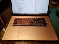 2017 15.4-inch Macbook Pro (full spec)with TouchBar