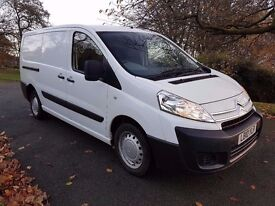 CITROEN DISPATCH 1.6 HDI 1200 LWB ~ NO VAT