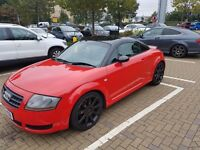 Audi TT. Full service history. MOT. Recent full service and brand new cambelt