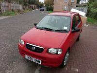 2006 Suzuki Alto 1.1 GL 5dr Manual @07445775115