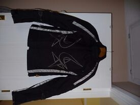 Motorcycle Ladies jacket Frank Thomas size S very good conditions