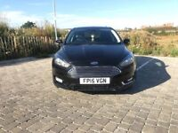 Ford Focus 1.6 125 Titanium Automatic 5dr Powershift £7800