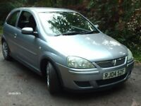 AUTOMATIC VAUXHALL CORSA,3DOOR,IN SILVER