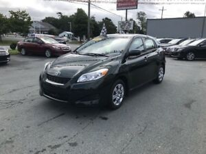 2011 Toyota Matrix (5 speed, new tires, works like new)