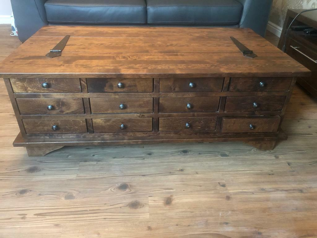 Laura Ashley Coffee Table In Uphall West Lothian Gumtree