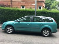 Ford Focus, Estate, 2007, 1.6, Pertrol