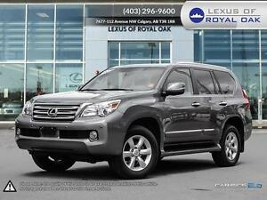 2013 Lexus GX 460  Premium Package  - Certified - Navigation - $