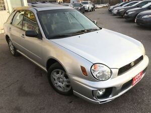 2003 Subaru Impreza TS/AWD/PWR ROOF/LOADED/CLEAN