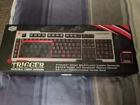 Cooler Master CM Storm Trigger - Cherry MX Black Mechanical Keyboard