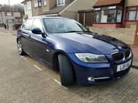 2011 BMW 320d AUTO Exclusive Ed **low miles/FSH/LEATHR/SENSORS/HPI CLEAR**