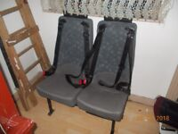 single and double chairs van mercedes SPRINTERS (12)