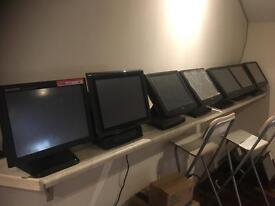 Second hand Touch Screen Monitors (EPOS) for sale