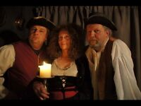 Smugglers Tales - 3 Course Dinner with live drama