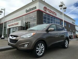 2013 Hyundai Tucson - ONE OWNER, ACCIDENT FREE!! -
