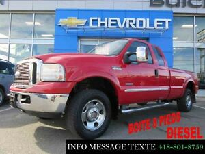 2006 Ford F-250 Super Duty 4WD Supercab 158'' WB FX4 DIESEL
