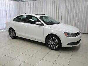 2014 Volkswagen Jetta HIGHLINE 1.8L TSI w/ HEATED LEATHER, MOONR