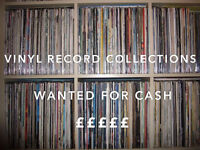 VINYL & CD COLLECTIONS WANTED FOR CASH!! INDIE HEAVY METAL PROG ROCK HIP HOP ELECTRONICA