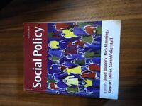 Social Science Textbooks