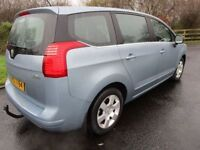 2010 PEUGEOT 5008 SPORT 2.0 HDI ### SEVEN SEATER ### NOT ALHAMBRA, ZAFIRA, GALAXY PEOPLE CARRIER