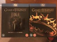 Game of Thrones Series 1-4 BLU-RAY