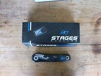 Stages power meter SLK BB30 175mm