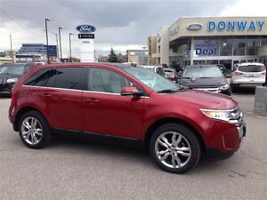 2014 Ford Edge Limited AWD, 1 OWNER, LOW KM's LOADED