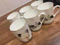 Bone China Teacups/Coffee Cups
