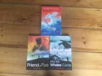 Set of Michael Morpurgo books