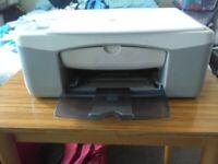 Printer HP all in one Deskjet 370