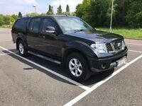 BARGAIN ! Nissan Navara 2.5dci. 2007. MOT sep 17. FSH, HPI Clear. Diesel. Manual