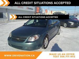 2010 Chevrolet Cobalt LT FWD FUEL EFFICIENT SEDAN, ALLOY WHEE...