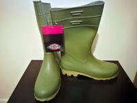 "Brand New & Unused ""Dickies"" Wellington's Size 9"