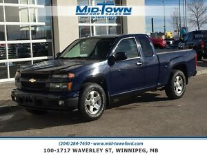 "2011 Chevrolet Colorado 2WD Ext Cab 125.9"" LT w/1SD"