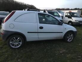 Vauxhall corsa van 1.7 di