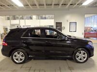 2013 Mercedes-Benz M-Class ML350 4matic BLUETEC DIESEL NAVIGATIO