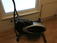 Body Sculpture Cross Trainer/Running Machine, excellent condition. £50 ONO