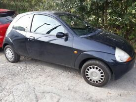 Ford KA collection 2003 53 plate 6 months MOT