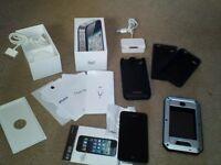 iPhone 4s black 32 gb(SOLD)