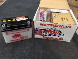 YB4L-B 12v motorcycle battery