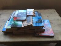23goforit Stack of books incl VIZ collectable, good condition £10 o.n.o.