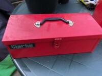 Clarke CTB100 Tool Box Good Condition