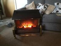 ELECTRIC COAL FLAME EFFECT FIRE.